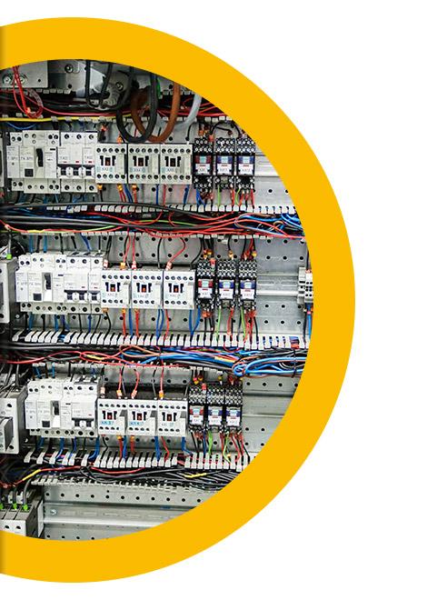 Revize elektrických zařízení a hromosvodů